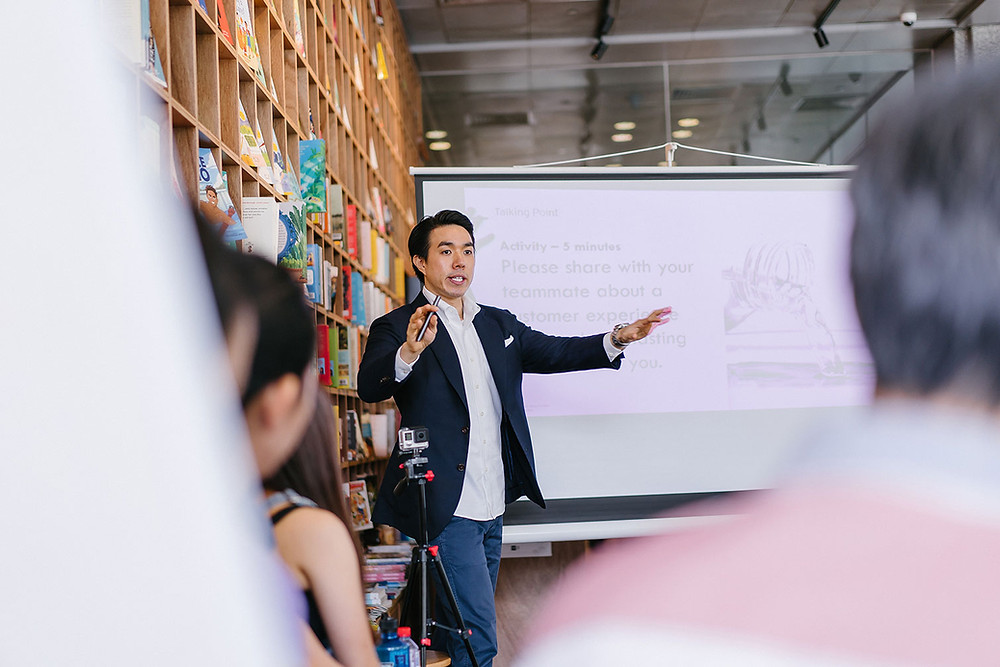 Media Training for Presentation Skills