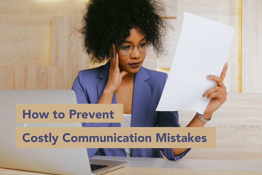 Learn how to prevent costly communication mistakes with media training