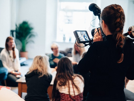 Building Confidence with Media Training