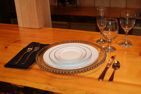 Platinum Place Setting