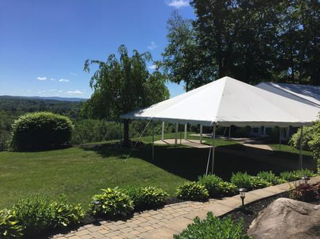 30'x30' Frame Tent