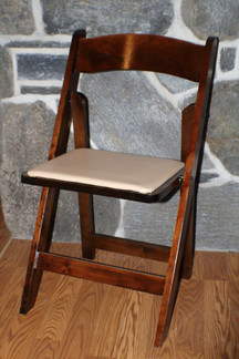 Brown Garden Chair