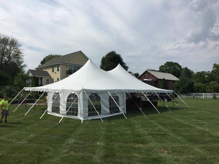 30'x45' Pole Tent