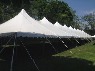 40'x200' Pole Tent