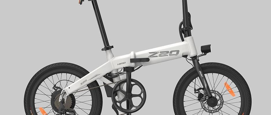 HIMO Z20: The Ultra-Dynamic Dual Mode E-Bike