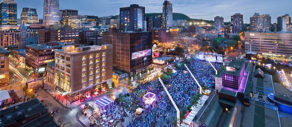 La Ville de Montréal mandate MCE  pour une analyse de de la situation du financement de 8 festivals