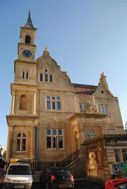 Bluecoat House, Bath