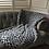 Thumbnail: Natural grey merino sofa blanket