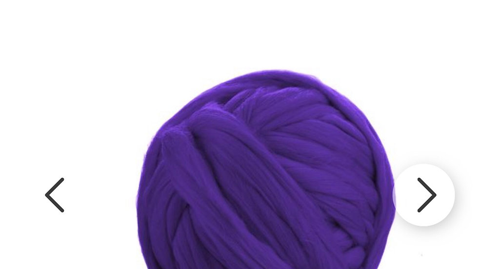 Purple merino blankets