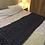 Thumbnail: Corriedale sofa blanket in granite colour