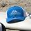 Thumbnail: Mutts Adjustable SnapBack Trucker Hat- Richardsons Style 112  Turquoise /White