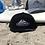 Thumbnail: Mutts Adjustable SnapBack Flat bill Trucker Hat- YP Classics 6006 Black/Black