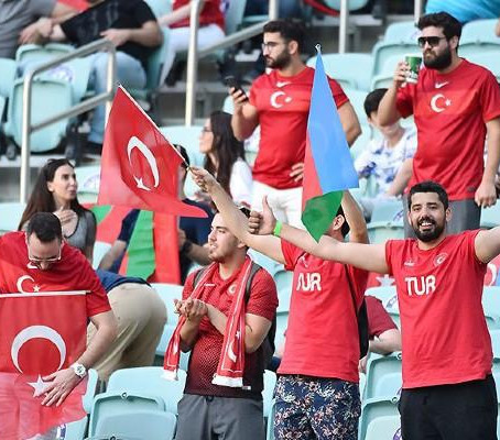 Türkiyə Futbol Federasiyasından Azərbaycana təşəkkür