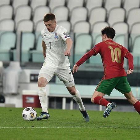 """""""Ronaldoya qarşı oynamaq xoş idi"""" - Anotoli Nuriyev"""