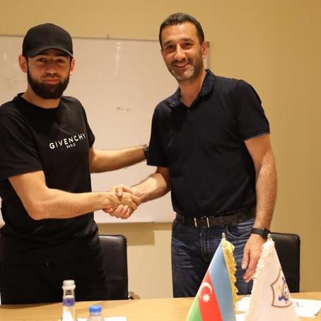 """""""Qarabağ""""da növbəti müqavilə - Rəsmi"""