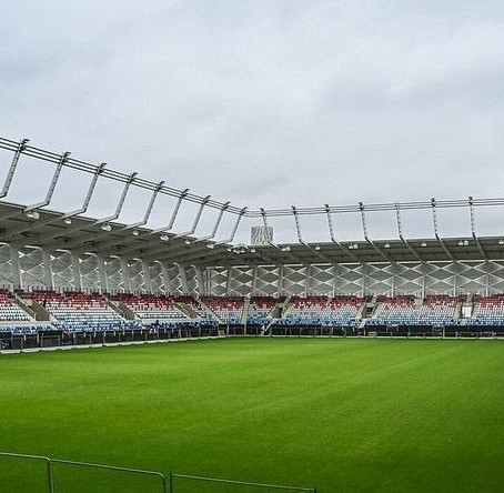 Millimizin oyunu yeni stadionda keçirilə bilər