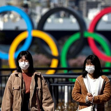 Tokioda olimpiadanın kütləvi yerlərdə izlənilməsi qadağan edildi