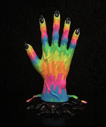 Rainbow Demon Hand