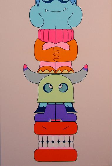 """""""Lil Totem Pole"""""""