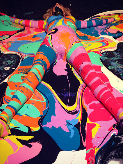 Womb Doom Room Painted Model