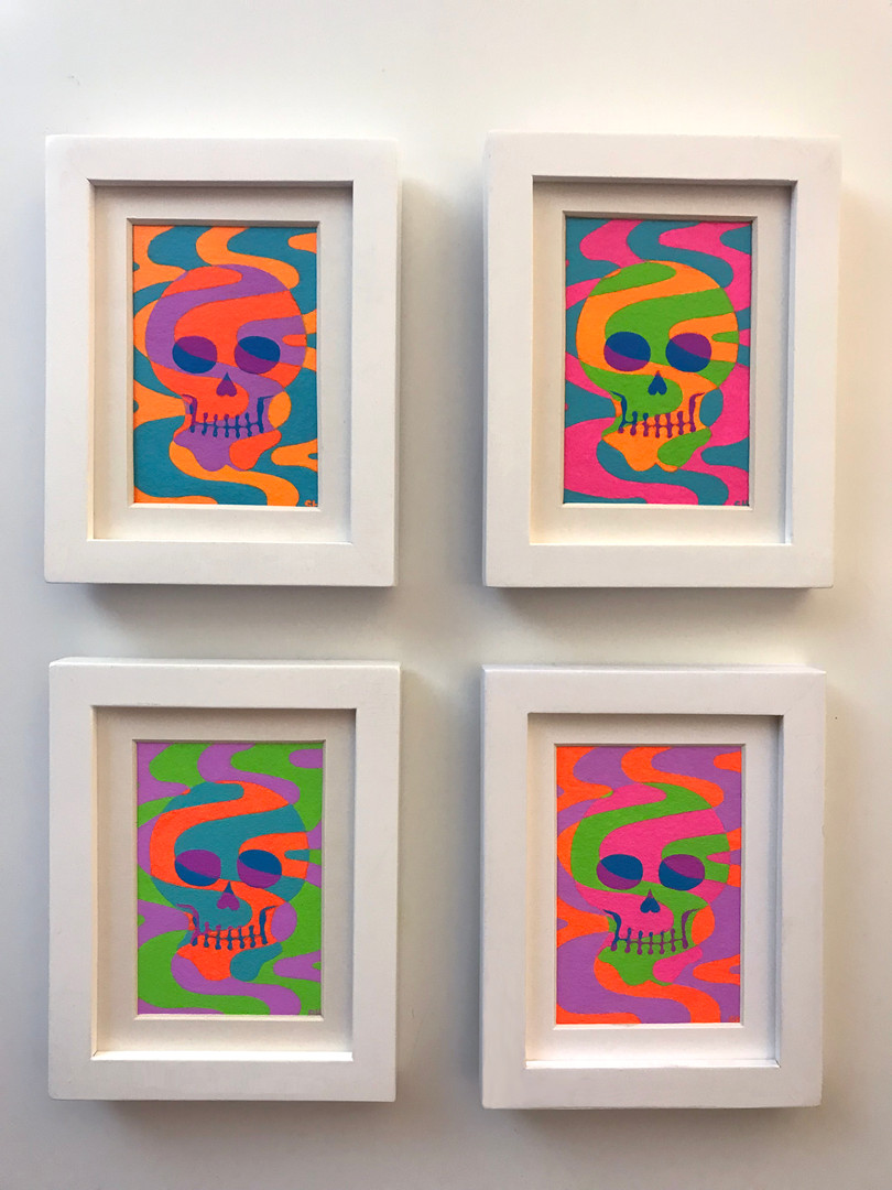 """Shadow Skull Series"""
