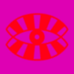 Psychedelic artist, Spencer Hibert, design, psycho eyes, psychoeyes, neo-psychedelia, neo-psychedelic, tumblr