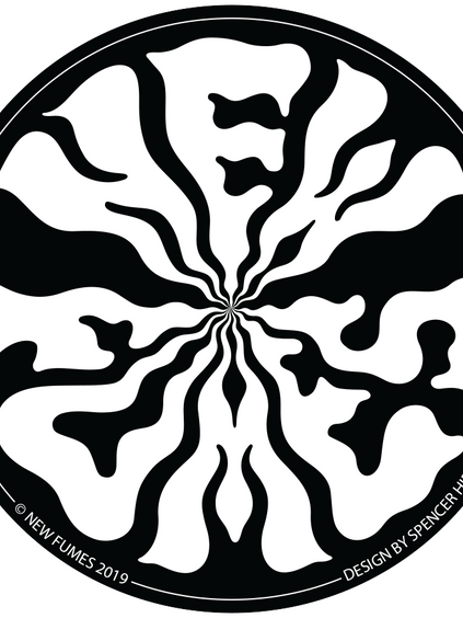 New Fumes Sticker Design