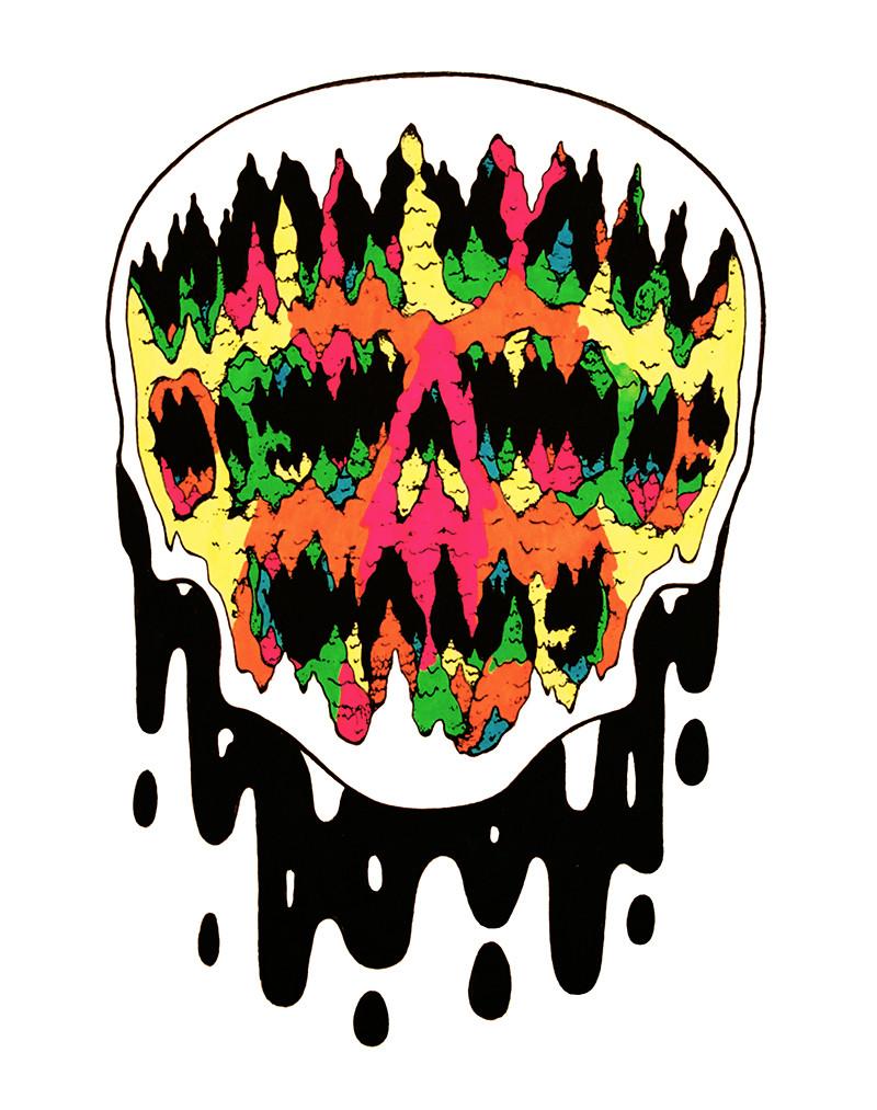 Rainbow Death Cave