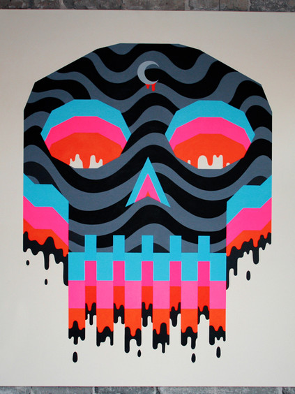"""""""Occulto Skull 1"""""""
