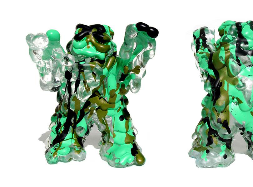 "Goo Goo Ghandi ""Camouflage"" Series"