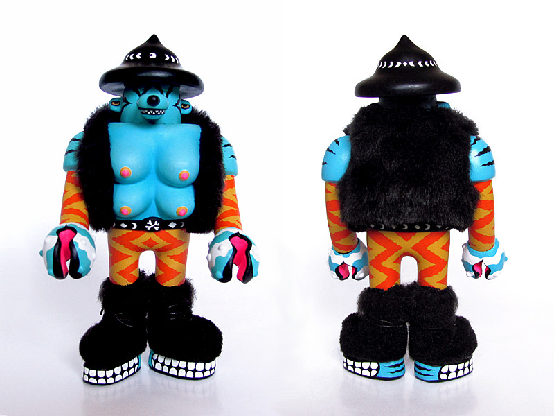 "Custom ""Moondog"""