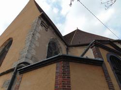 Eglise façade Sud Est