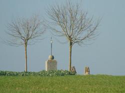 la Croix chemin de Chartres