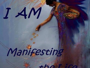 Manifestation is the Desire of Your Heart...