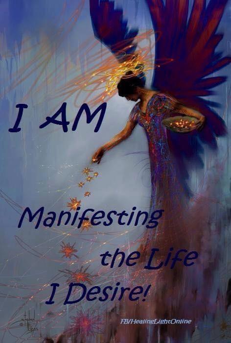 Manifestation Life