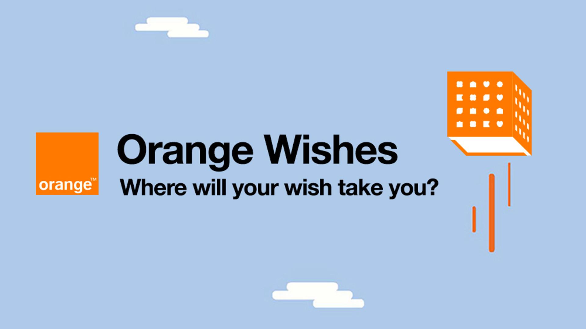 Orange Wishes