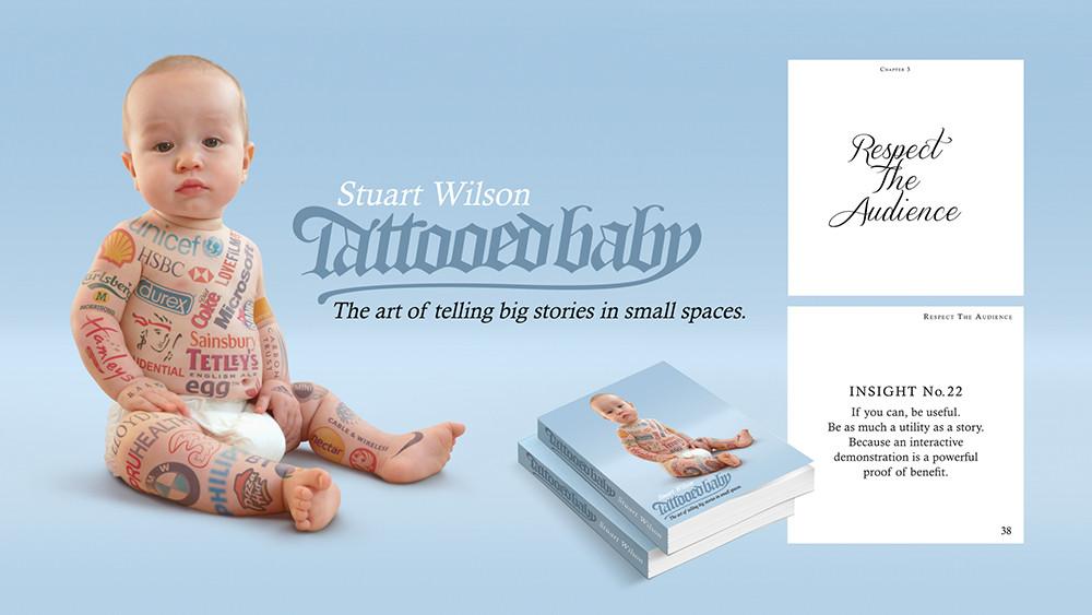 Author of Tattooed Baby eBook