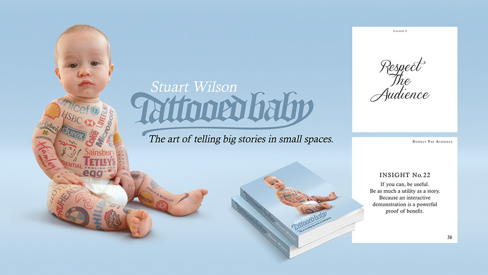 Author of Tattooed Baby eBook