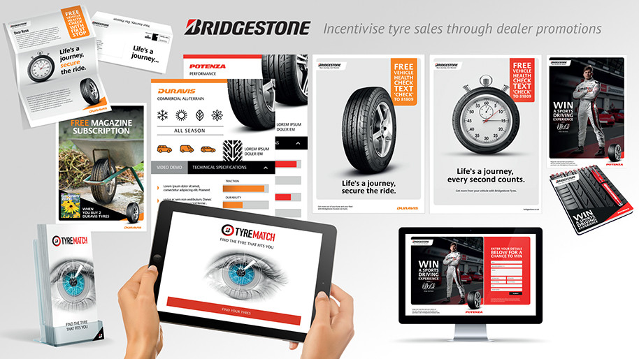 Bridgestone promotions