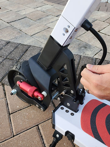 Hero S8 S9 Electric Scooter Quick Fold