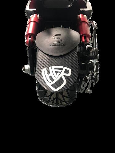 Hero S8 Rear Mudguard Extender