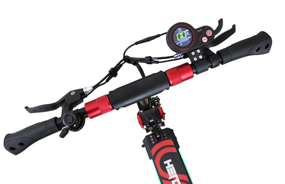 Hero electric scooter handle bars
