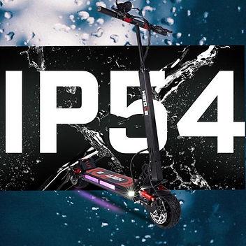 Hero S8 Scooter Water Resistant IP54 Hero Rider USA