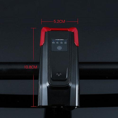 Smart Double LED Light & Horn Waterproof 800 Lumen
