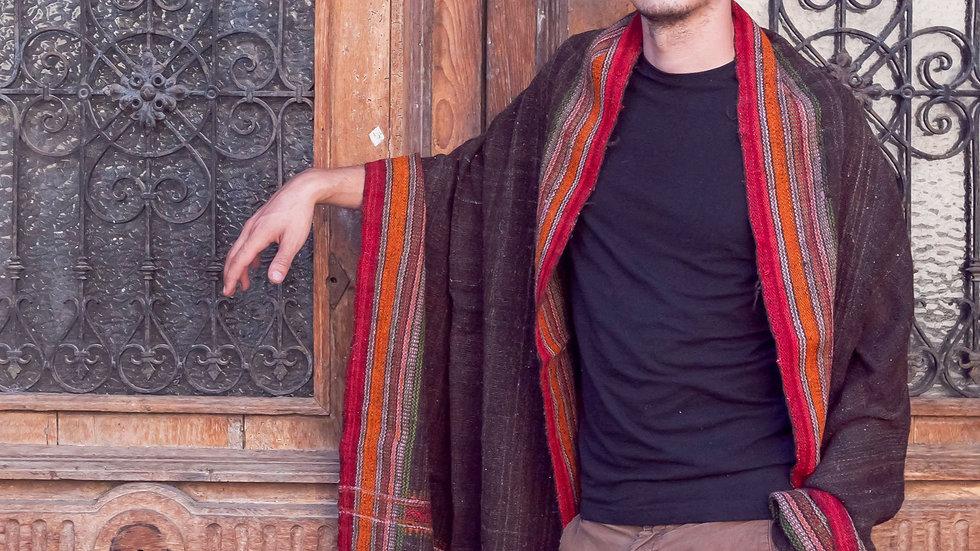 Kutchi Sheep Wool Shawl