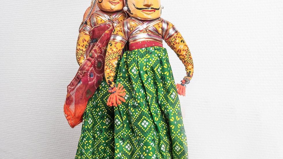 Kathputli Couple