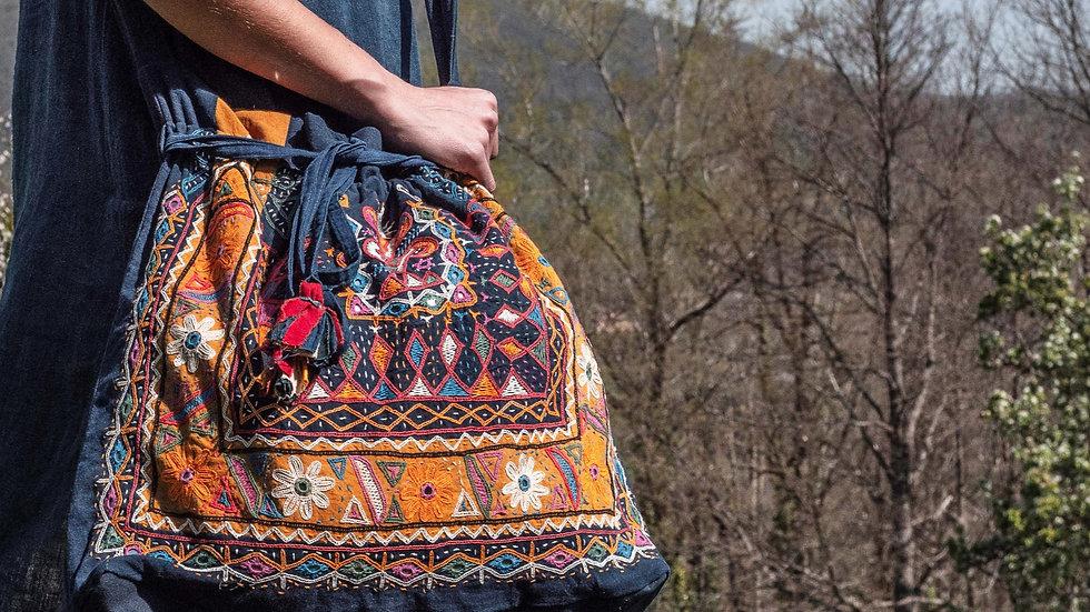 Rabari Indigo Shoulder Bag