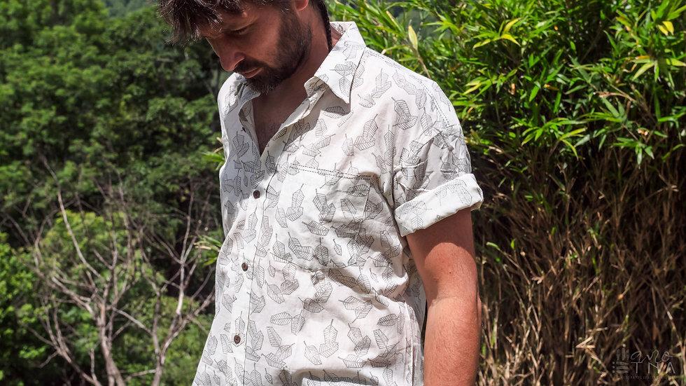 Sadhna-Bagru Shirt