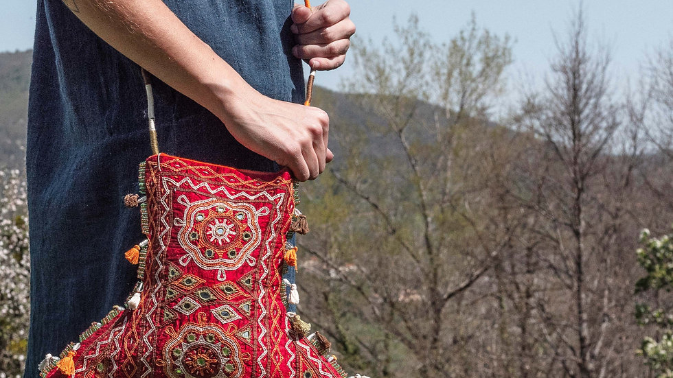 Rabari Silk Bag