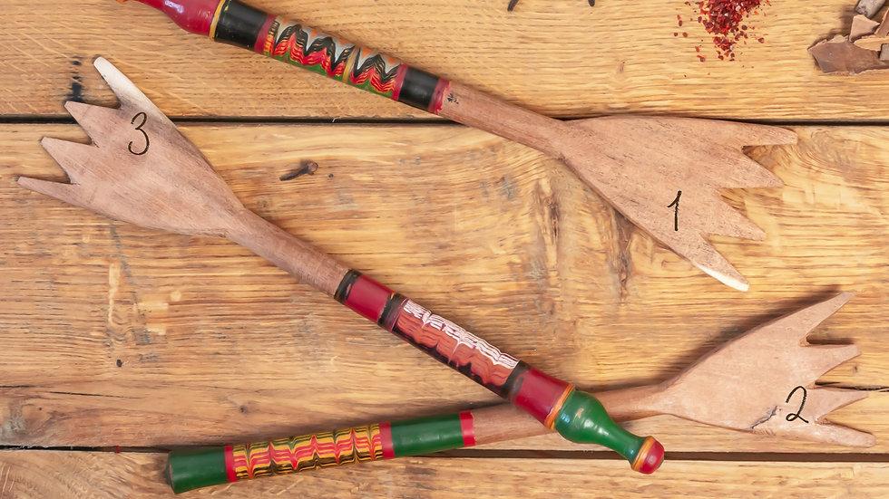 Fourchettes de Kutch